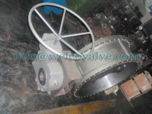 butterfly valve, API 609 flanged class 150