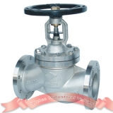 Stainless Steel Bellow Seal Globe Valve