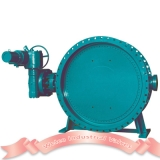 Motorized Triple Offset Butterfly Valve