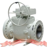 900Lb top entry ball valve