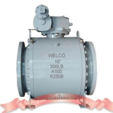Forged steel ball valve A105