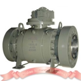 1500LB forged steel ball valve