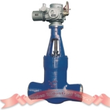 20CrMoV electric gate valve