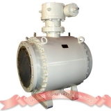 3-pc forged steel ball valve