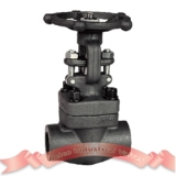 800# forged steel gate valve