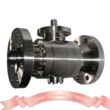 F304 forged steel ball valve