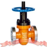 DN50-PN250 high pressure gate valve