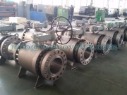 900Lb Forged steel ball valve